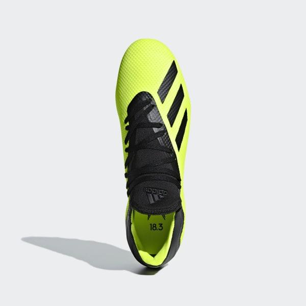 adidas X 18.3 AG Fußballschuh Gelb   adidas Deutschland