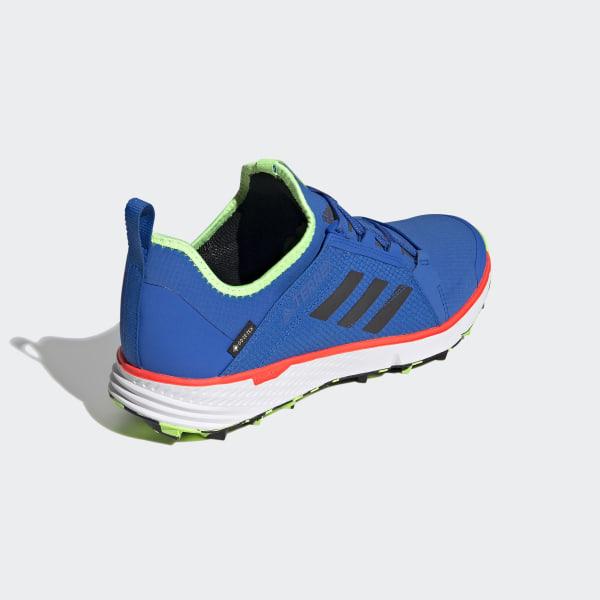 adidas Terrex Speed GORE TEX Trail Running Shoe Blue | adidas Switzerland