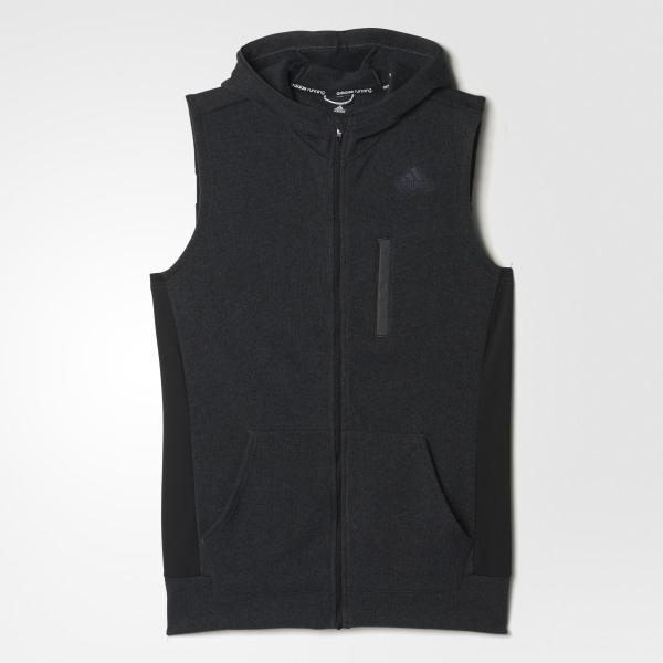 adidas Ultra Energy Fleece Vest Black | adidas Australia