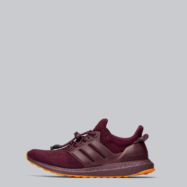 Adidas Ivy Park Ultraboost Shoes Burgundy Adidas New Zealand