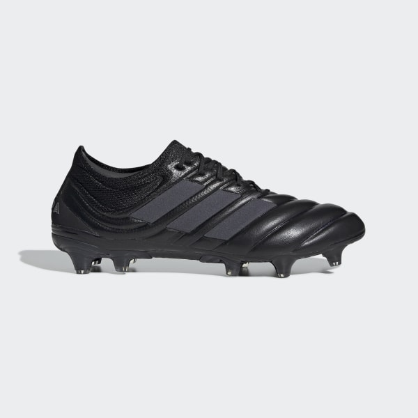 adidas Copa 19.1 Firm Ground Cleats - Black | adidas US