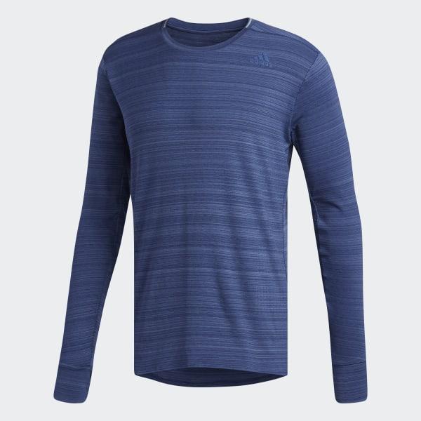 adidas Supernova Soft Tee - Blue   adidas US