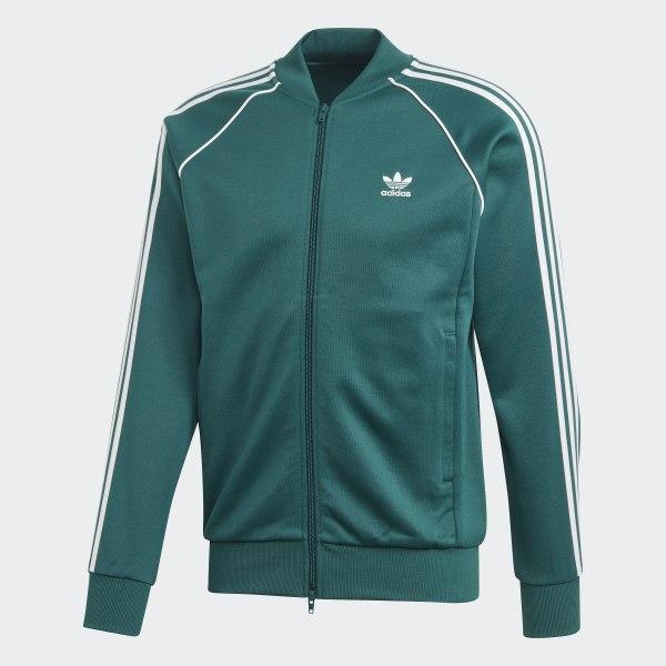 comprar popular 36eb8 17187 Chaqueta SST - Verde adidas | adidas España