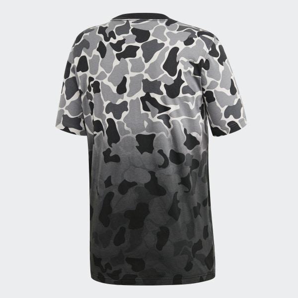 adidas Camouflage Dip Dyed T Shirt Mehrfarbig | adidas Austria