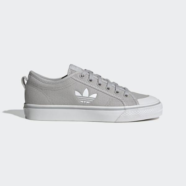adidas Originals NIZZA TREFOIL Sneaker low grey two