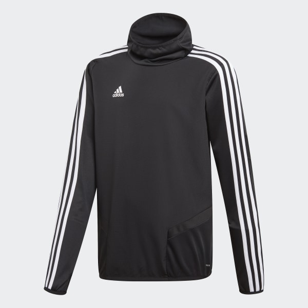 Adidas Tiro 19 Kinder Trainingsanzug schwarz weiß