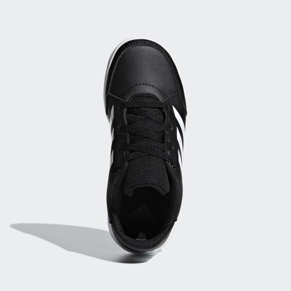 Adidas Originals Drip Trefoil T Shirt Black for Women :