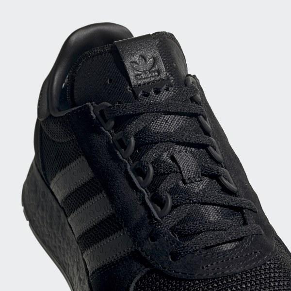 Sin cabeza reserva pastel  adidas Marathon Tech Shoes - Black | adidas US