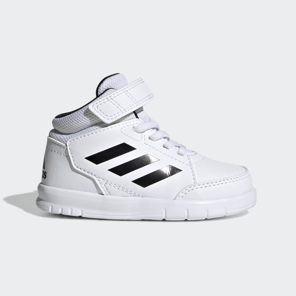 adidas AltaSport Mid Shoes - White | adidas Ireland