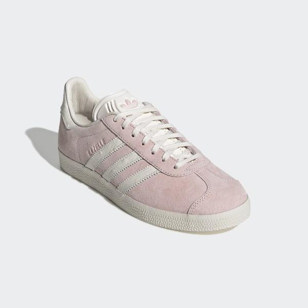 adidas Originals GAZELLE Sneakers pinkchalk white