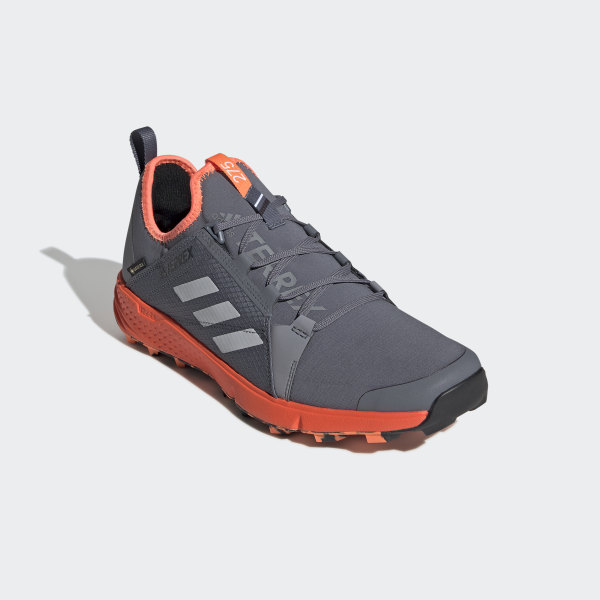 adidas Terrex Speed GORE TEX Trail Running Shoes Grey | adidas UK