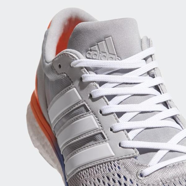 adidas Zapatillas adizero Boston 6 Gris   adidas Argentina