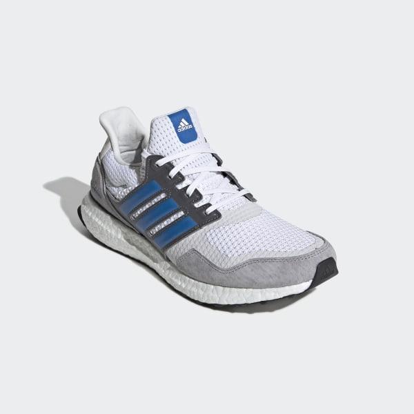 adidas UltraBOOST S&L GreyBlueWhite Pics Info   HYPEBEAST