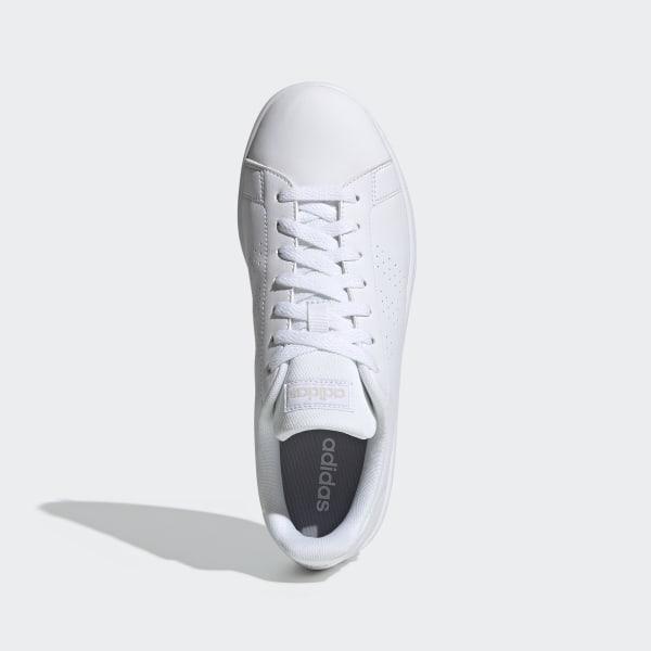 adidas Boutique Française Homme Blanc Adidas Advantage