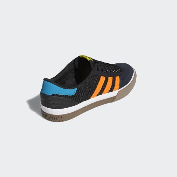 Adidas Lucas Premiere Skate Shoes Core BlackSolar OrangeWhite