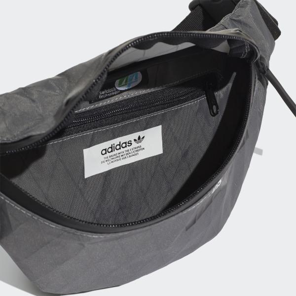 Adidas Future Waist Bag Grey Us