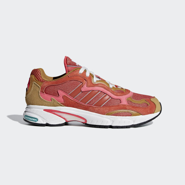 adidas Temper Run Shoes Orange | adidas UK