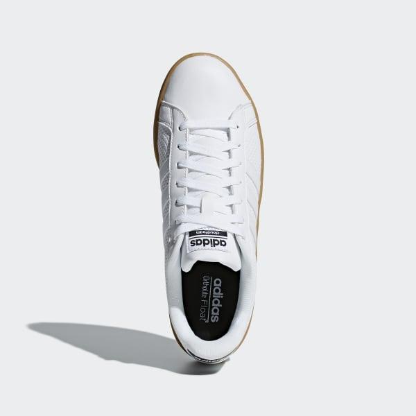adidas Cloudfoam Advantage Shoes White   adidas Belgium