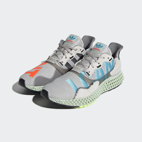 adidas ZX 4000 4D I Want I Can EF9624 Size 8.5 9.5
