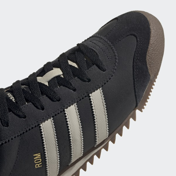 adidas Rom shoes black brown
