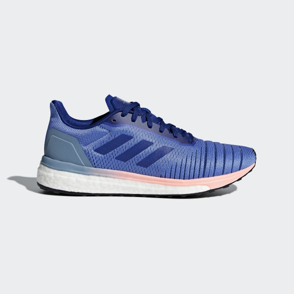 adidas Solar Drive Shoes - Blue | adidas UK
