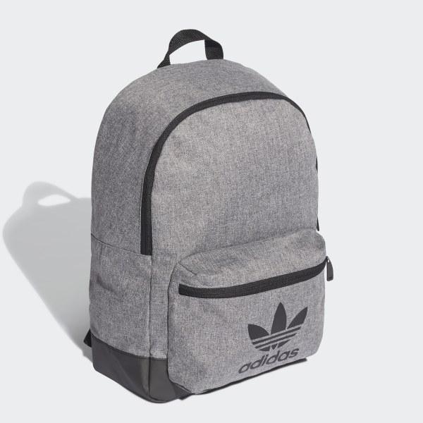 BlackWhite adidas Mélange Classic Backpack One Size Women's