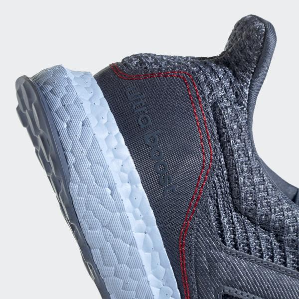 adidas UltraBOOST M Tech Ink Glow Blue Scarlet | Footshop