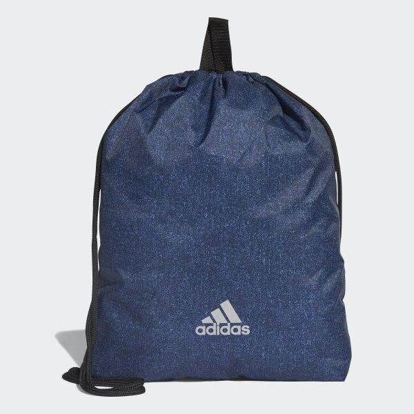 Adidas Running Drawstring Bag Blue Uk