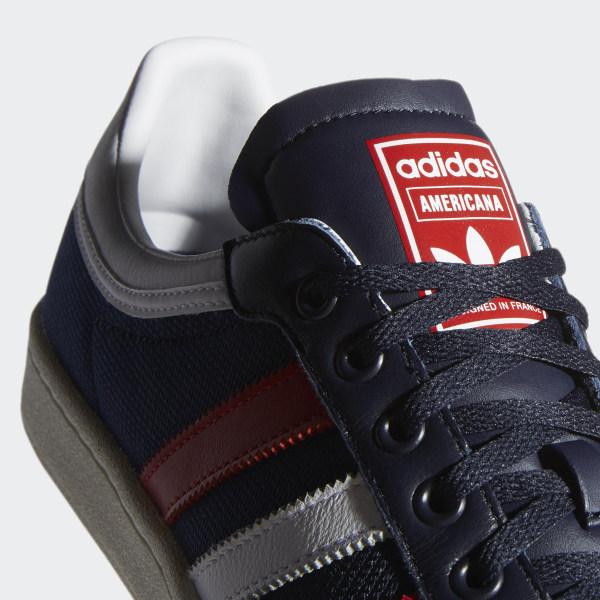 adidas Americana Low Schuh Blau | adidas Deutschland