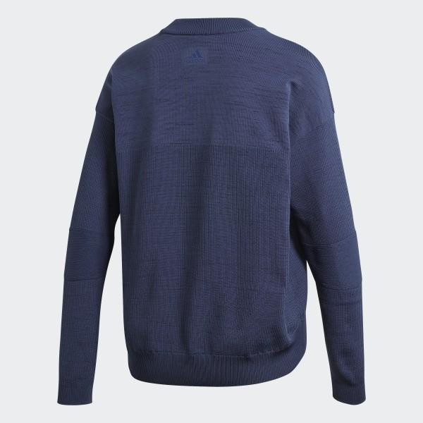 adidas Z.N.E. Primeknit Sweatshirt Blau | adidas Deutschland