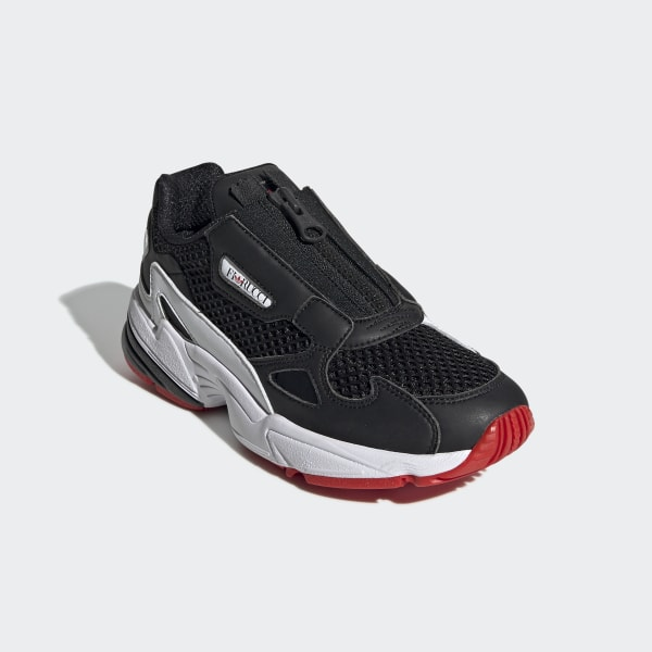 adidas Falcon Zip Schoenen - Zwart | adidas Officiële Shop