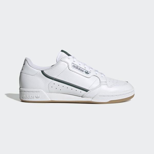 adidas Continental 80 Schuh Weiß | adidas Switzerland