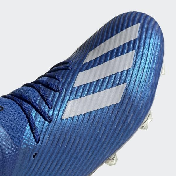 Scarpe da calcio X 19.1 Firm Ground Blu adidas | adidas Switzerland