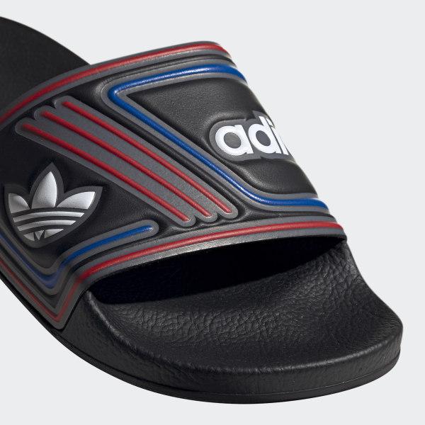 adidas adilette nere