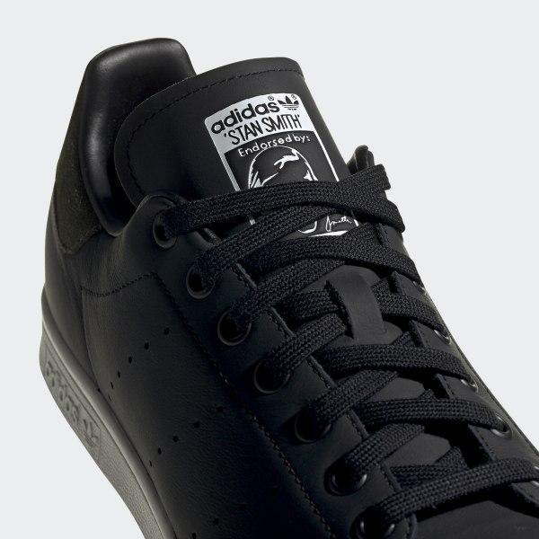 adidas Stan Smith Schuh Schwarz | adidas Switzerland