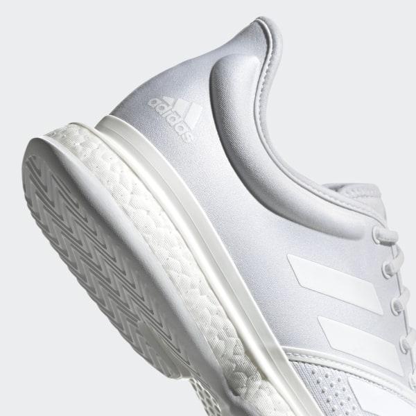 Chaussure SoleCourt Boost x Parley Blanc adidas | adidas France