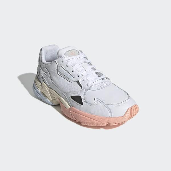 adidas falcon schuh pink
