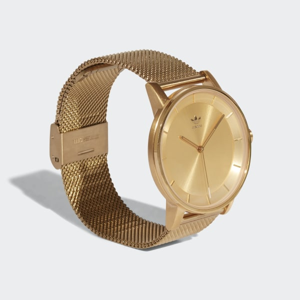 adidas DISTRICT_M1 Horloge Goud | adidas Officiële Shop