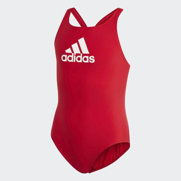 Costume da bagno Badge of Sport Rosso adidas | adidas Switzerland