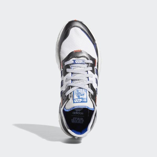 Herren Adidas Originals Star Wars Top Ten Low Droid Schuhe