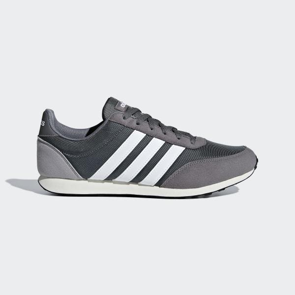 60% Freigabe online preiswert kaufen adidas V Racer 2.0 Shoes - Grey | adidas UK