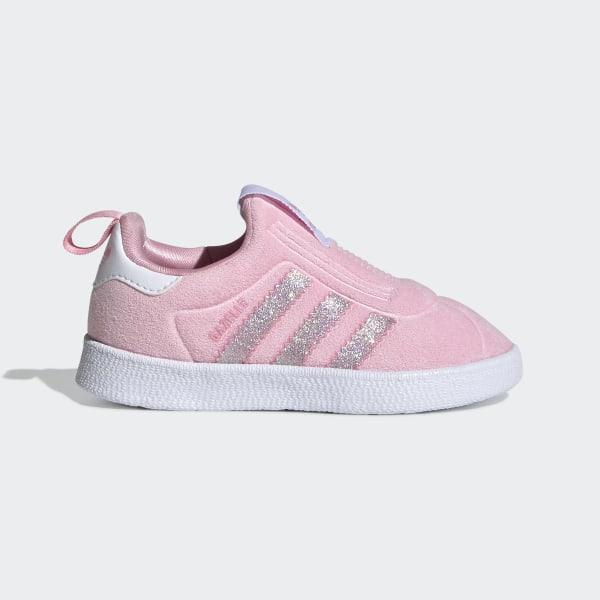 adidas gazelle rosas niños