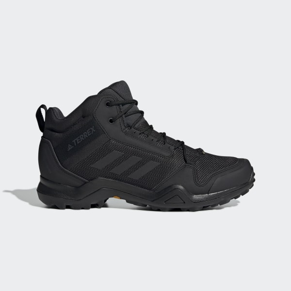 adidas Terrex AX3 Mid GORE-TEX Hiking Shoes - Black | adidas UK