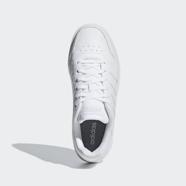 adidas Hoops 2.0 Schoenen Wit | adidas Officiële Shop