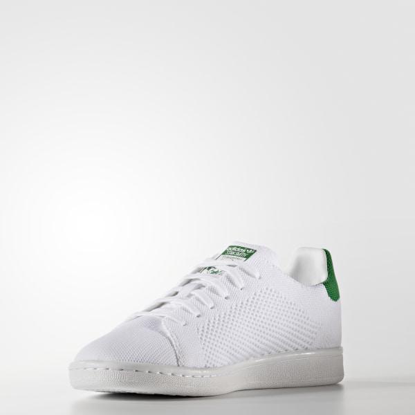 adidas Stan Smith Primeknit Shoes White   adidas US