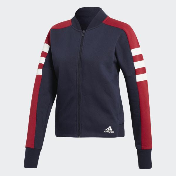 Veste Sport ID Bleu adidas   adidas France