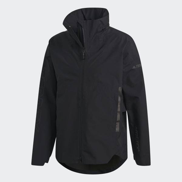 Details zu adidas Mens Terrex Multi 3 Layer Jacket Goretex