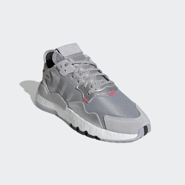 adidas Nite Jogger Schuh Silber | adidas Deutschland