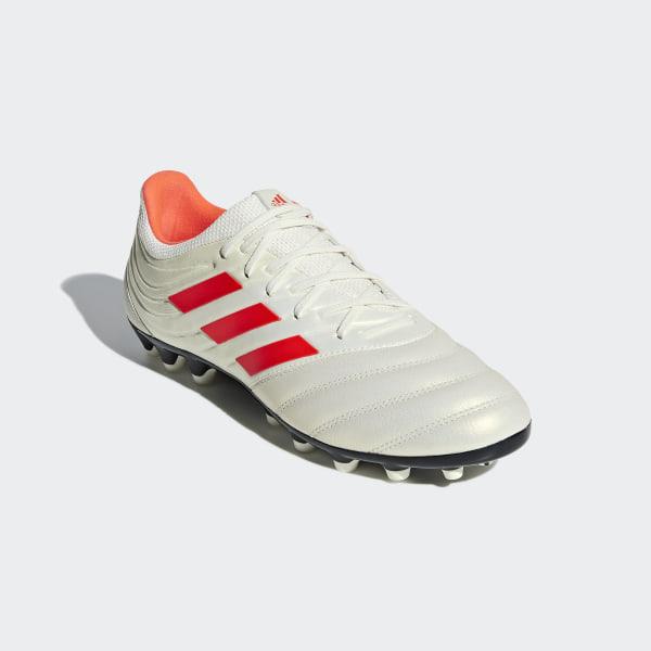 adidas Copa 19.3 Artificial Grass Boots White | adidas Belgium