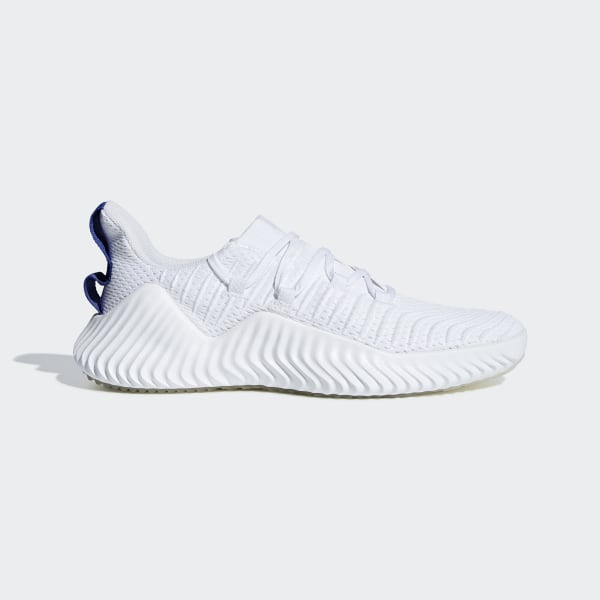 adidas Alphabounce Trainer Shoes - White | adidas Australia